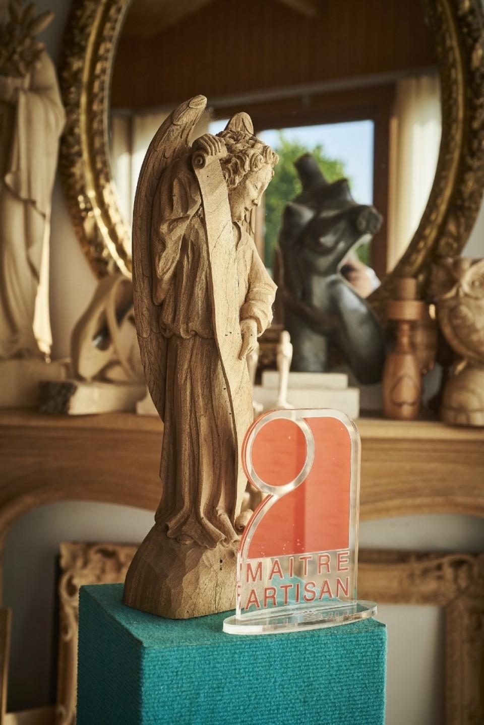 Philippe Raveleau - Sculpteur sur bois