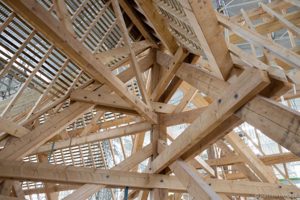 Cruard Charpente Constructions Bois