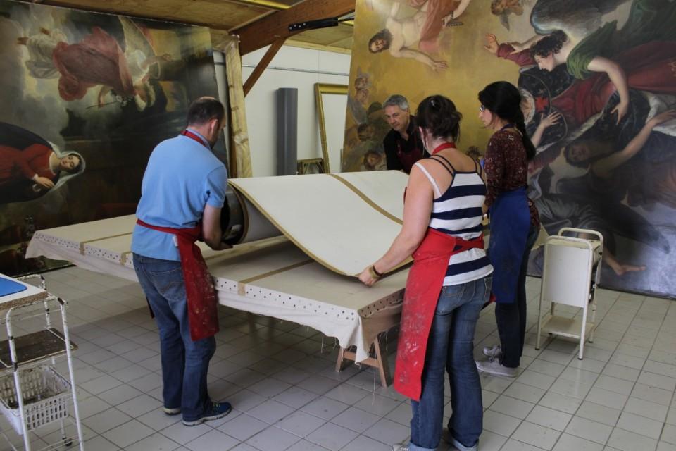 L'Atelier Patrick BUTI - Restauration de tableaux